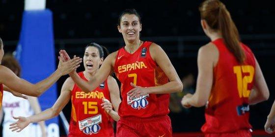 España será la organizadora de la Copa del Mundo de baloncesto femenino en 2018