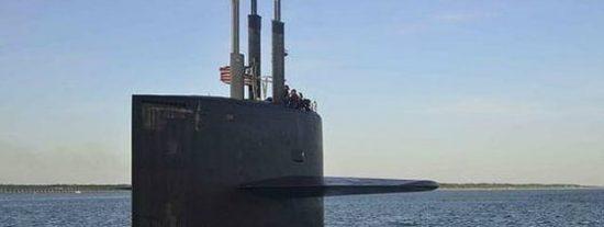 Una cámara oculta grababa en el baño... ¡a las oficiales de un submarino balístico de EEUU!
