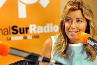 Las puertas giratorias de la política andaluza en las tertulias de Canal Sur