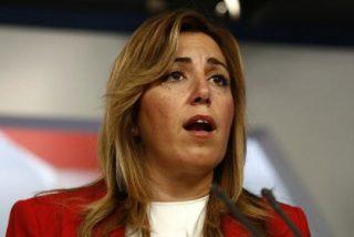 El PP de Andalucía acusa a Susana Díaz de tener dos caras ante la corrupción