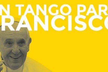 """""""La mayor Milonga del mundo"""" para el cumpleaños del Papa"""