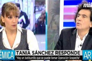 """Tania se niega a responder las preguntas de Arcadi en Telecinco: """"No voy a permitir un interrogatorio tuyo"""""""