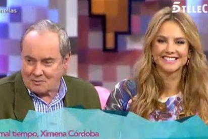 El 'orgullo' de Sandra Barneda, una entrevista en 'pelotas' y una Barbie colombiana en el regreso de 'Hable con ellas'