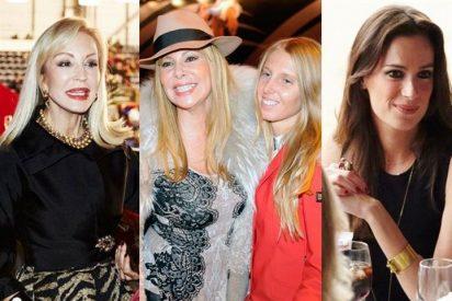 Todos los famosos que no se perdieron su cita con la Madrid Horse Week