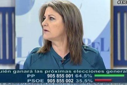 Trujillo al descubierto: tertuliana en medios conservadores a cambio de hablar mal del PSOE