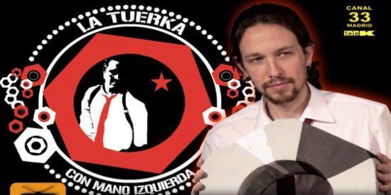"""""""Pablo Iglesias está cobrando 3.000 euros a la semana del régimen iraní"""""""