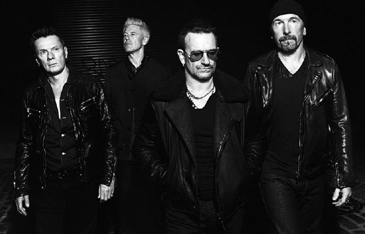 U2, el 5 y 6 de octubre con su Innocence+Experience Tour