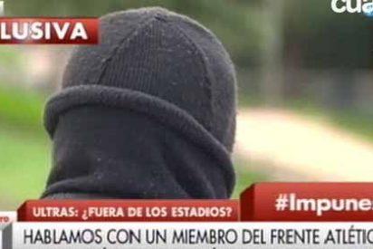 Un ultra del Frente Atlético amenaza a Cerezo y Gil Marín