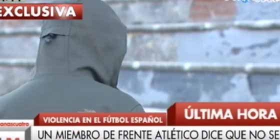 El espeluznante testimonio de uno de los miembros del Frente Atlético