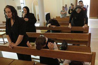 Cada día, 75 cristianos abandonan Irak, huyendo del Estado Islámico
