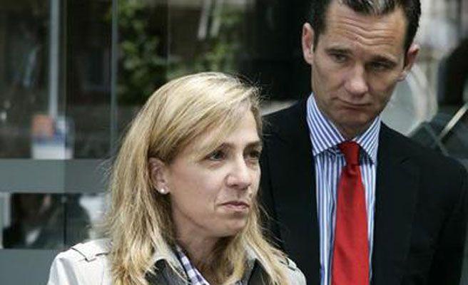 El último cartucho de la Infanta Cristina para no ser juzgada por el 'caso Nóos'