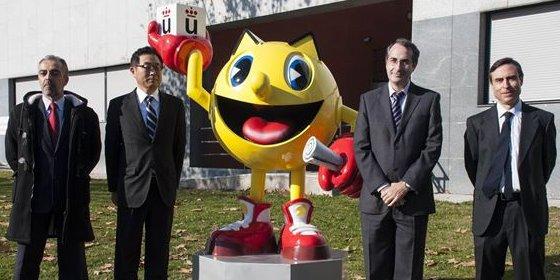 Bandai-Namco patrocinará un seminario de videojuegos de la Universidad Rey Juan Carlos