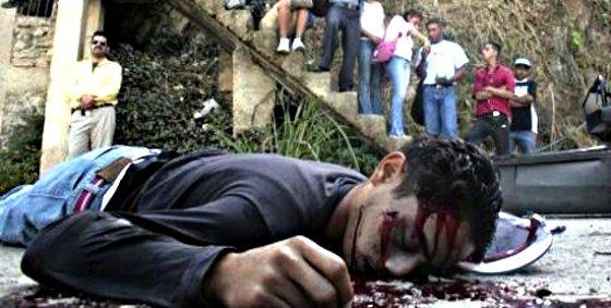En la Venezuela chavista, el 'paraíso' de Pablo Iglesias, Errejón y Monedero, asesinan a 68 personas al día
