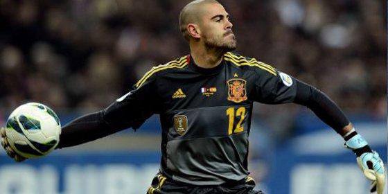 ¡Valdés vuelve a Manchester!