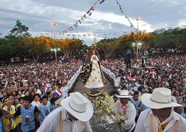 "Obispo paraguayo pide frenar a ""narcopolíticos"" y a corruptos"