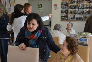 """Virginia Pérez (PP) califica de """"demoledor"""" que haya una lista de espera de más de 56.000 dependientes"""