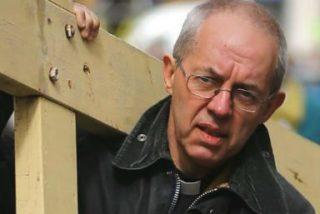 """El arzobispo de Canterbury cancela su discurso de Navidad por """"fuertes fiebres"""""""