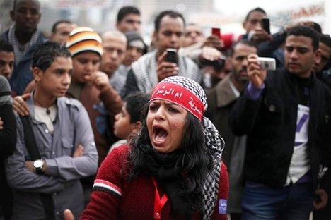El vídeo de la agresión sexual a una mujer indefensa en la Plaza Tahrir