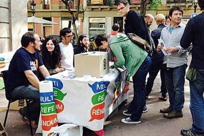 La Generalidad de Artur Mas acordó dejar celebrar el 25M el multirreferéndum ilegal