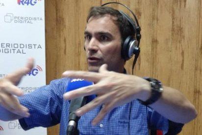 """Kiko Méndez-Monasterio: """"Ni Lenin, ni Hitler, ni Castro llegaron al poder diciendo que iban a convertir el país en una cárcel"""""""