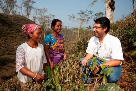 Los Oblatos denuncian el atropello a los derechos humanos en las plantaciones de té de Bangladesh