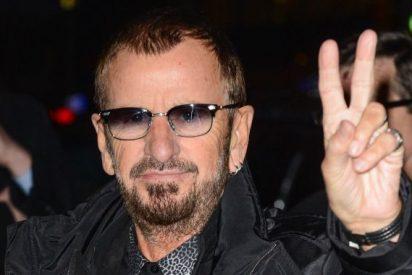 EL diseñador John Varvatos presenta a Ringo Star como imagen de su campaña