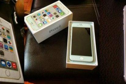Las primeras imágenes del nuevo iPhone 6 de 4,7 pulgadas