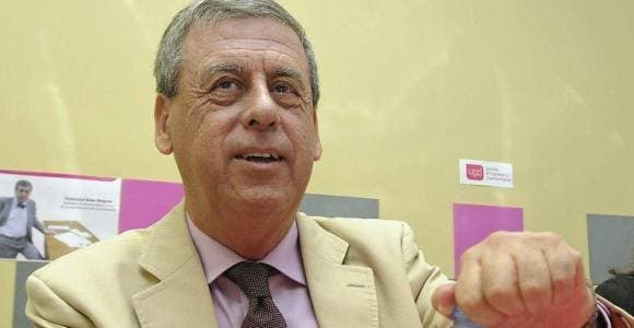 """Francisco Sosa Wagner: """"UPyD y Ciudadanos debemos unir fuerzas e ir juntos a las elecciones"""""""