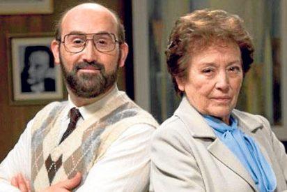 """El último adiós del mundo de la TV a Amparo Baró: """"Me quedo huérfano. Toda la familia de los cómicos también. ¡Qué tristeza!"""""""
