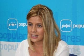 """Carolina Agudo (PP): """"García-Page se está dedicando a todo menos a los castellano-manchegos"""""""