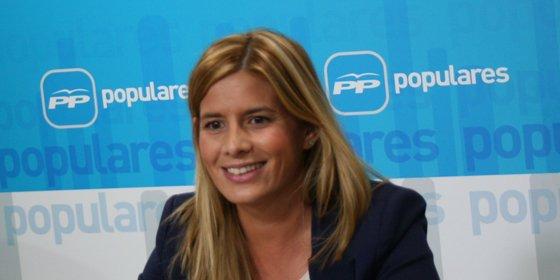 """Carolina Agudo: """"Gracias a Cospedal se reactivará la economía y se generará empleo"""""""