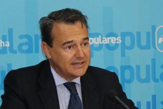 """Agustín Conde (PP): """"Los que pagan a Monedero son los que tienen encarcelado en Venezuela al opositor Leopoldo López"""""""