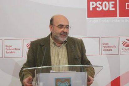 """El portavoz socialista, Alfredo Escribano, asegura que """"la Ley de la Función Pública de Monago es una oportunidad perdida"""""""