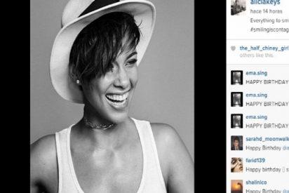 Alicia Keys cumple hoy 34 años