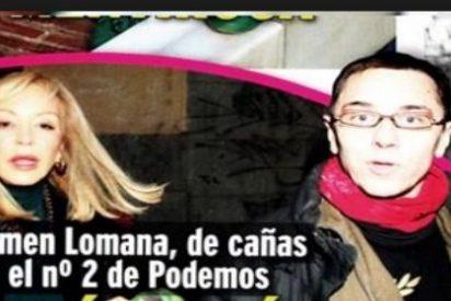 """[Vídeo] Monedero explica por qué 'olisqueó' el roscón de Lomana: """"No comí nada, son gente muy envenenada"""""""