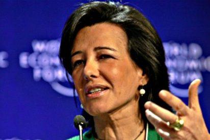 La presidenta del FMI destaca en Davos las reformas en España y Botín pone la guinda