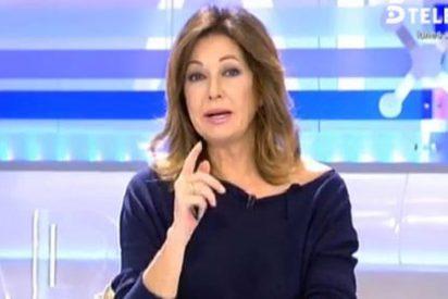 """El zas en toda la boca de Ana Rosa a Monedero: """"Antes venía al programa y ya no viene nunca"""""""