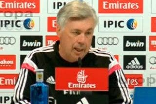 """Ancelotti quiere seguir los pasos de Luis Enrique ante el Atlético de Madrid: """"Tenemos que hacer lo del Barcelona"""""""