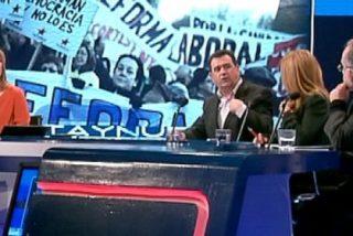 ¿Quiénes fueron los tertulianos de TVE que más defendieron la gestión de Zapatero?