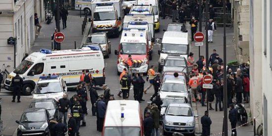 """El Vaticano tilda de """"abominable"""" el ataque contra """"Charlie Hebdo"""""""