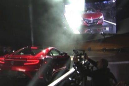 El Salón del Automóvil de Detroit 2015 abre sus puertas