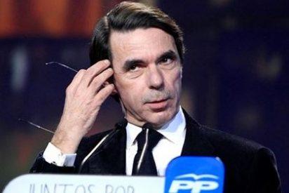 Aznar hace recapacitar al PP con un alegato sobre las esencias