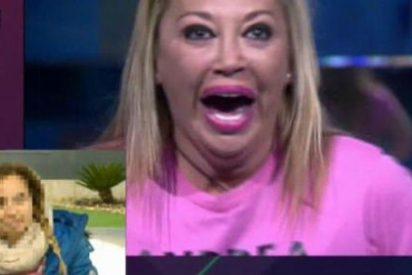 """Ni la histeria de Belén Esteban al ver a su hija en 'GH VIP' mejora su imagen: """"Mamá, puedes hacerlo mejor"""""""