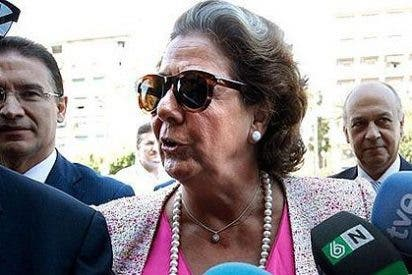 A Rita Barberá le llega por correo una carta con una bala 9 milímetros parabellum