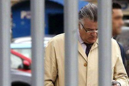 Luis Bárcenas reúne los 200.000 euros del ala en un pispás y ya tiene las maletas en la puerta