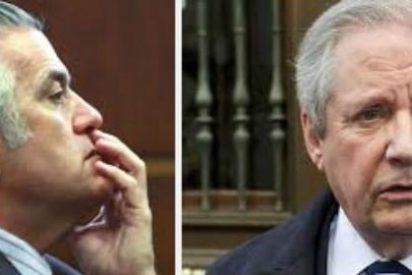 Gómez de Liaño renuncia a la defensa de Bárcenas cabreado por la entrevista del tesorero en 'ABC'