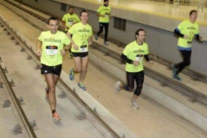Bauzá se lanza al galope por el metro de Palma buscando una gran sonrisa solidaria