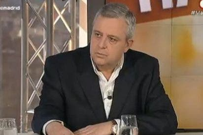 """Antonio Martín Beaumont: """"De casta le viene al galgo a Pujol que reconoce que su padre fue un delincuente"""""""