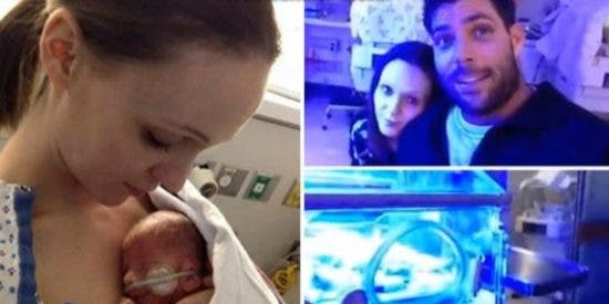 Unos turistas se quedan 'atrapados' en Nueva York tras dar a luz a un bebé prematuro