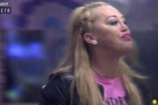 Adiós al reinado de Belén Esteban en 'GH VIP': el público la abuchea tras la expulsión de Olvido Hormigos